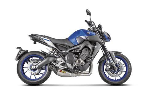 Motorrad Yamaha 900 by Akrapovic F 252 R Yamaha Mt 09 Tracer 900 Und Xsr900 Motorrad