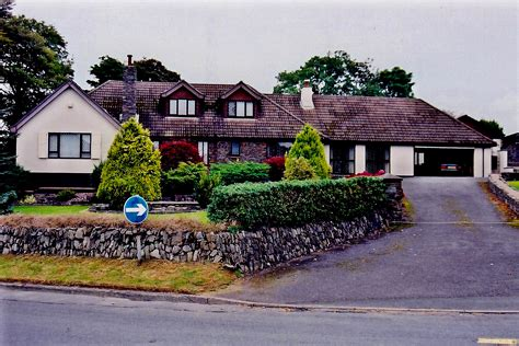 file onchan church road large modern home geograph