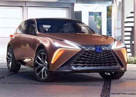 Lexus Lf 1 Limitless 2020 by Lexus Lf 1 Limitless Concept 2018 новости фото и видео