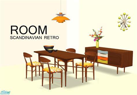 Scandinavian Inspired Furniture linegud s room retro scandinavian dining mesh set