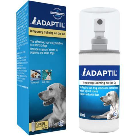 puppy pad spray adaptil calming spray from 163 18 45 waitrose pet