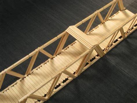 imagenes de puentes hechos de palitos puente ecol popsicle stick bridge polos dise 241 o y hamsters