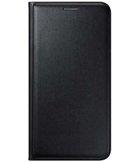 Flip Samsung Galaxy J7 Prime samsung galaxy j7 prime flip cover by edgemark black