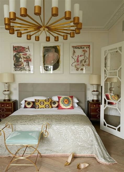 modern bedroom decor images 10 defining bedroom themes for 2018 master bedroom ideas 16241 | Eclectic Master Bedroom Design by Maddux Creative Modern master bedroom ideas