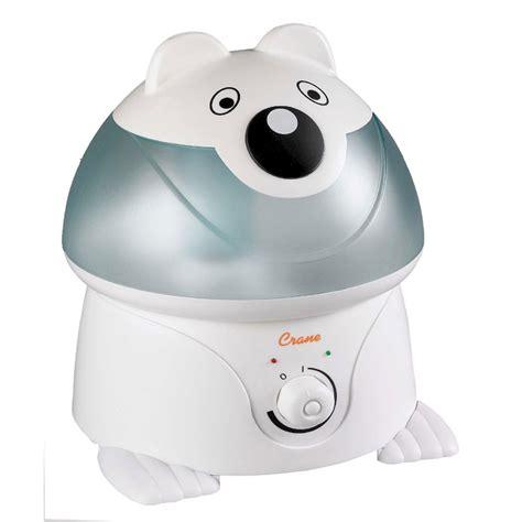 Humidifier Belli To Baby Panda crane adorable ultrasonic cool mist humidifier polar health personal care
