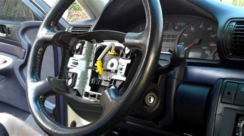 airbag deployment 1998 audi a8 electronic throttle control service manual how to remove airbag 2009 audi a4 audi 1999 a6 airbag unit removal part 1 youtube