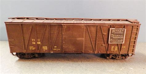 detroit terminal rr boxcar model railroad hobbyist magazine