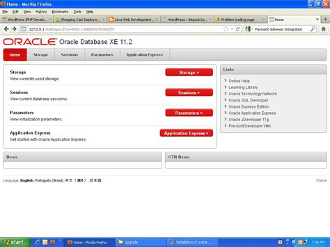 oracle xe tutorial pdf oracle 11g database new features oracle help center