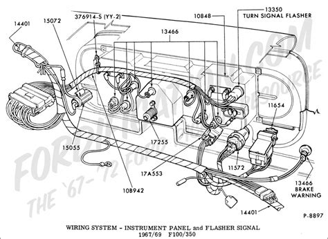 ford truck technical drawings  schematics section  electrical  wiring