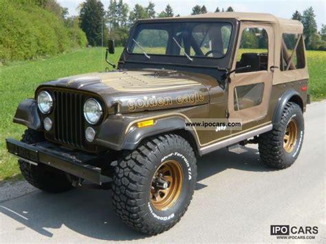 Jeep Eagle 1978 Jeep Golden Eagle V8 Original Paint Orig 32 Tmls