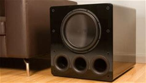 svs pb  home theater ported box subwoofer