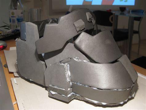 Halo 4 Master Chief Foam Build Wip With Templates Destiny Halloween Pinterest Master Halo Foam Templates