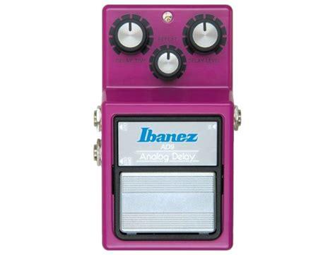 Efek Gitar Ibanez Ad9 Analog Delay ibanez ad9 analog delay pedal reviews prices equipboard 174