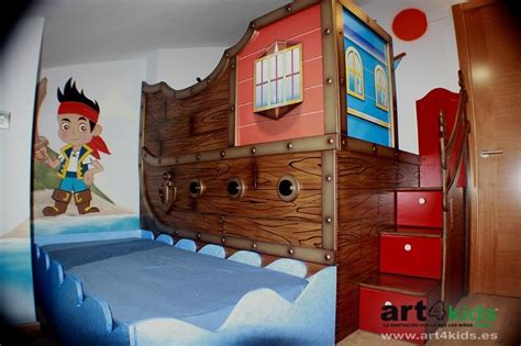 cama barco pirata cama infantil barco pirata www art4kids es habitaciones
