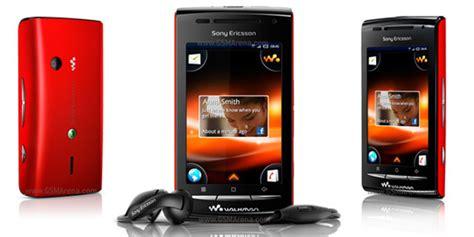 sony w8 19 fone sony ericsson announces its android walkman phone