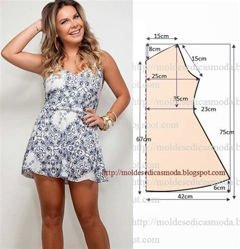 vestido facil de hacer vestido f 193 cil de fazer 8 moldes moda por medida