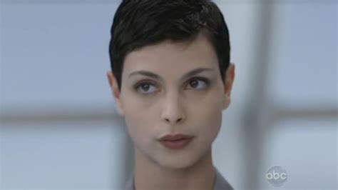 Hair Styler On Tv by Morena Baccarin Hairstyles V Tv Show Strayhair
