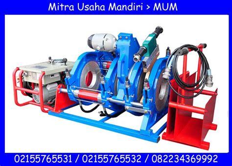 Mesin Las Angin jual mesin las pipa hdpe manual dan hidrolik terbaik harga murah kota tangerang oleh mitra usaha