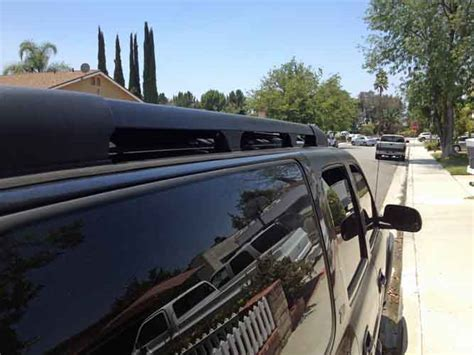 Roof Rack For Suburban by Building A Roof Rack Deck On A Gmt800 Suburban Z 71 Page