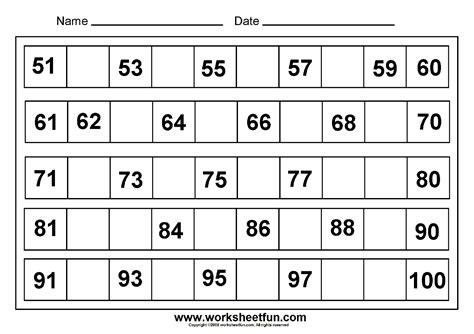 Writing Numbers 1 100 Worksheet by 18 Best Images Of Kindergarten Math Worksheets Counting To