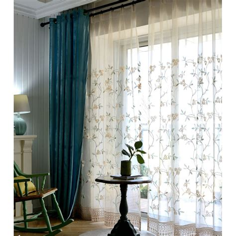phs act section 2711 beautiful sheer curtains beautiful beige flower pinch