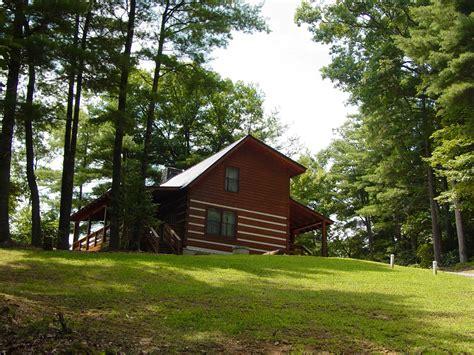 serenity ridge vacation rental cabin at fall creek cabins