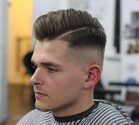 natural comb over hairstyle 20 classic men s hairstyles with a modern twist