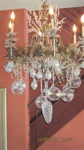 Decorating With Chandeliers Chandelier Decorations Deck The Halls