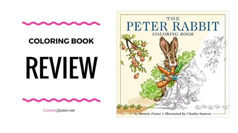 a book report on rabbit the rabbit coloring book review charles santore