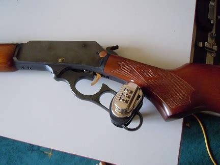 la carabine cadenas en u carabine 224 levier et verrou de pontet
