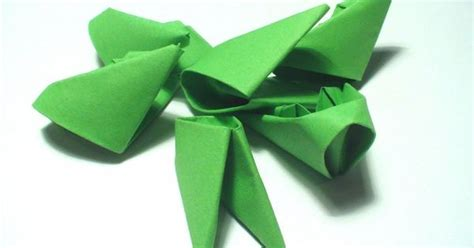 How To Fold 3d Origami Pieces - how to fold 3d origami pieces faster tutorial idei
