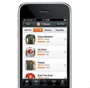 chimp spotting magento mobile