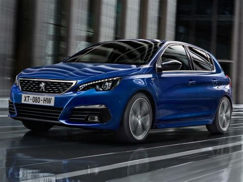 peugeot 308 hatch 2017 facelift t9 second generation
