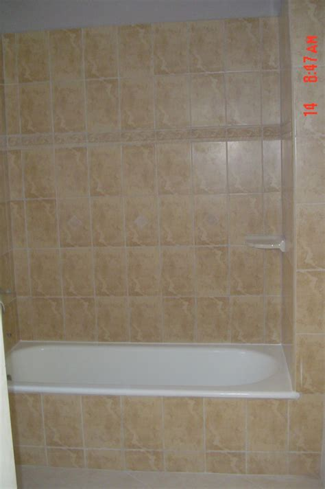Tiling A Bathtub Shower Surround by Design Floor Tile Pattern Back Splash Ideas