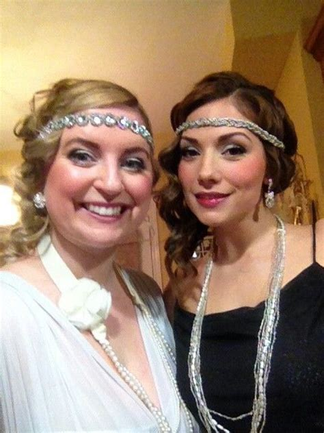mafia party hair style gatsby hair and make up kirsten f beauty and hair