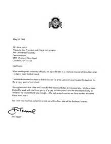 Exles Of Resignation Letters For Retail by Resignation Letter Sle Retail