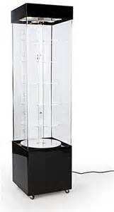 Revolving Display Cabinets For Sale Rotating Display Acrylic 72 Quot Height