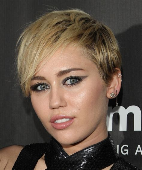 Miley Cyrus Hairstyle by Miley Cyrus Hairstyles In 2018