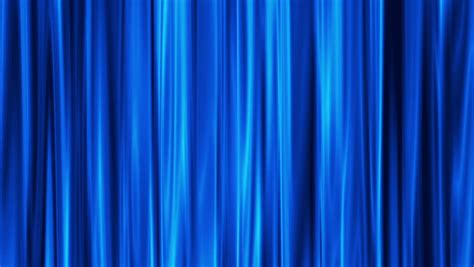 blue draperies blue curtains open white background stock footage video