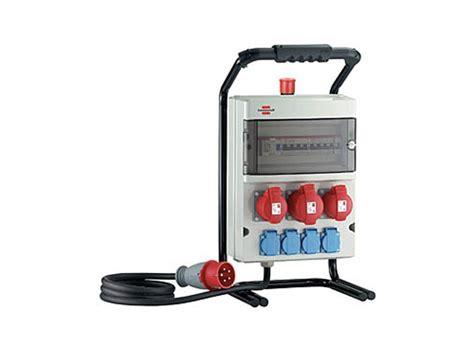 coffret electrique de chantier 1826 coffret de chantier gcc 3t4m 32 au 2m h07rn f 5g4 0