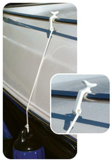 hanging boat bumpers 2 new boat fender rail clips bumper quick hanger