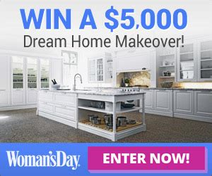 s day 5 000 home makeover sweepstakes 2016