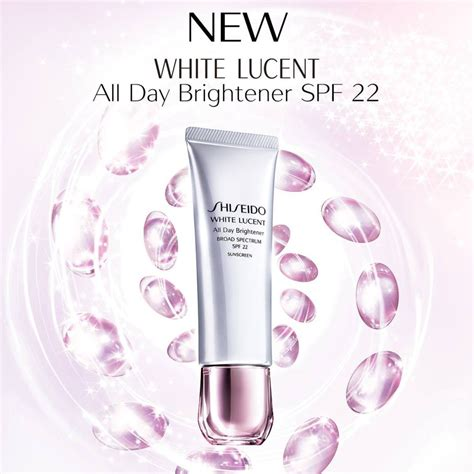 Shiseido White Lucent All Day Brightener shiseido white lucent all day brightener luxury wear