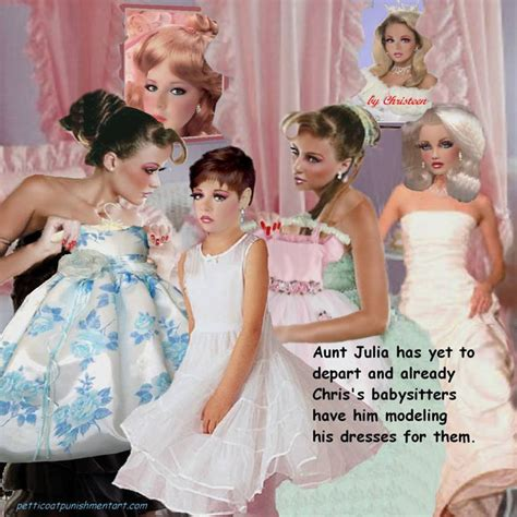 petticoat for sissy art pin petticoat punishment christeen pictures on pinterest