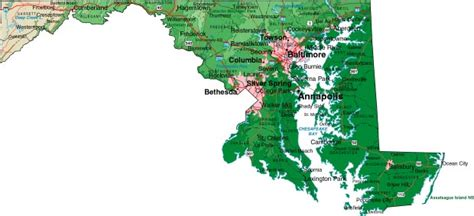 maryland agriculture map maryland cropmap