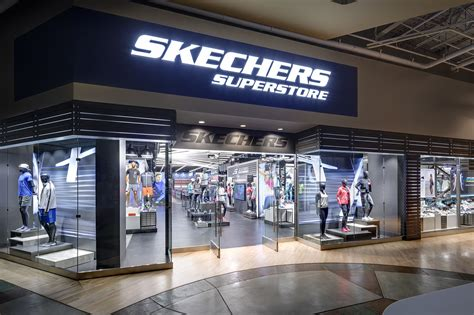 skechers opens largest mall store  ontario mills