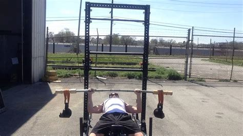 bamboo bench press bar build more muscle with the bamboo bar bench press youtube