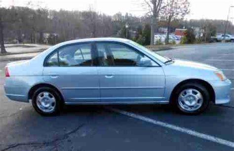 2003 honda civic hybrid mpg purchase used 2003 honda civic hybrid sedan 4d 119k
