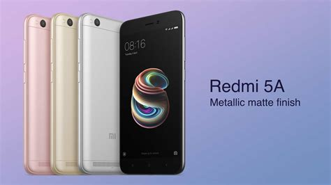 redmi 5a xiaomi launches redmi 5a well thought out desh ka