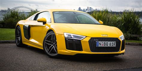 Audi R8 2017 by 2017 Audi R8 V10 Review Caradvice